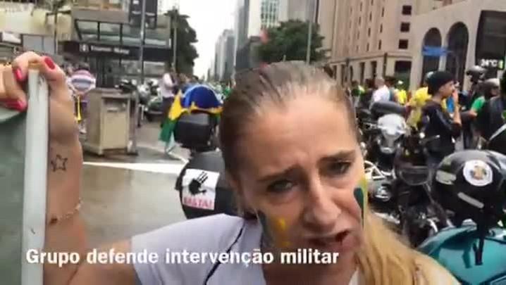 Manifestação reúne mais de 1 milhão de pessoas em São Paulo