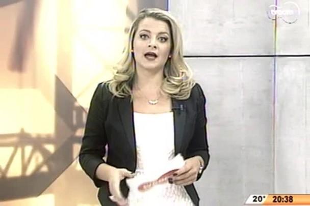 TVCOM 20 Horas - Joinville é punido pelo TJD-SC, perde quatro pontos e é multado - 05.05.15