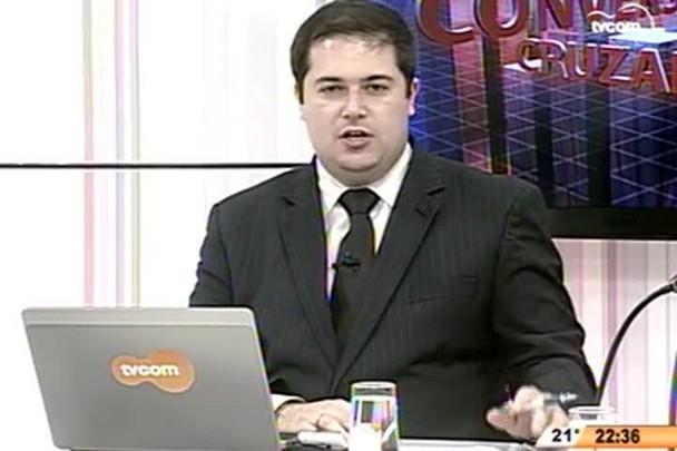 Conversas Cruzadas - Investigação do acidente na Serra Dona Francisca conclui imprudência do motorista - 2º Bloco - 15.05.15