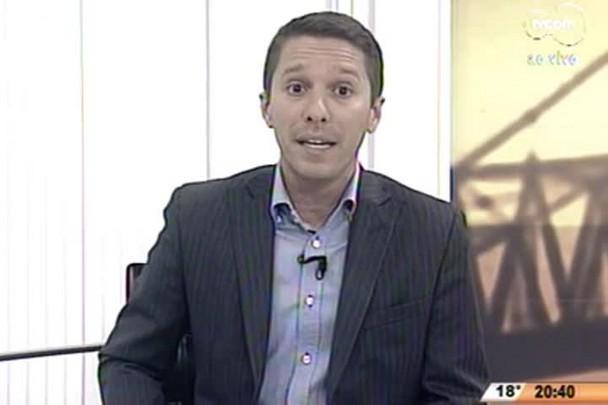 TVCOM 20 Horas - Construtoras buscam alternativas para \'driblar\' a crise econômica - 01.07.15