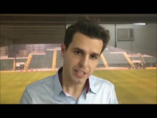 Elton Carvalho analisa a vitória do JEC sobre o Figueirense
