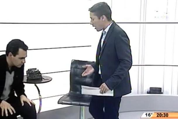 TVCOM 20 Horas - Inmetro fiscaliza carrinhos infantis em SC - 15.07.15