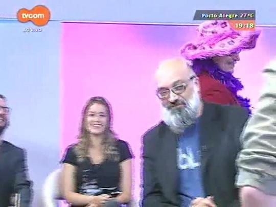 Super TVCOM Esportes - Charlotte De Orleans e Bragança Paulista e o melhor do mundo social