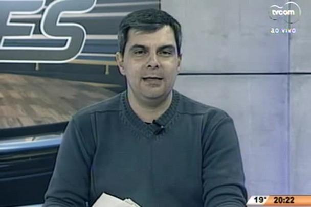 TVCOM Esportes. 4ºBloco. 27.08.15