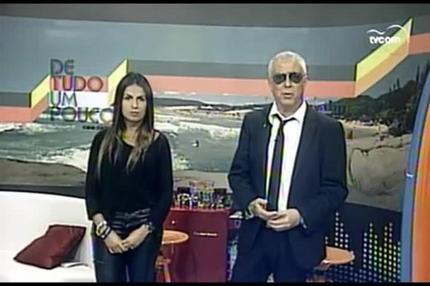 TVCOM De Tudo um Pouco. 2º Bloco. 27.09.15