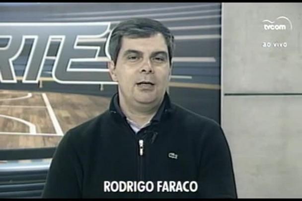 TVCOM Esportes. 1º Bloco. 04.11.15