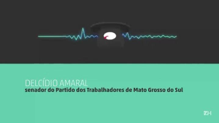 Em gravação, Delcídio cita ministros do STF e planeja fuga de Cerveró