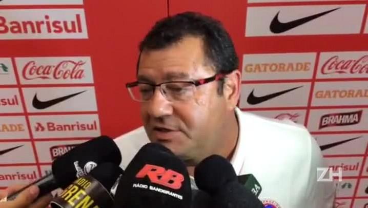 """Pellegrini: \""""O time mostrou que está no caminho certo\"""""""