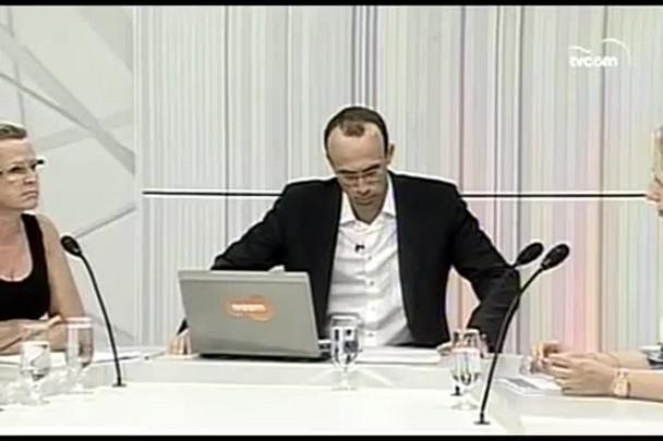 TVCOM Conversas Cruzadas. 2º Bloco. 23.02.16