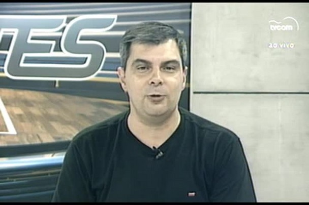 TVCOM Esportes. 3º Bloco. 24.02.16