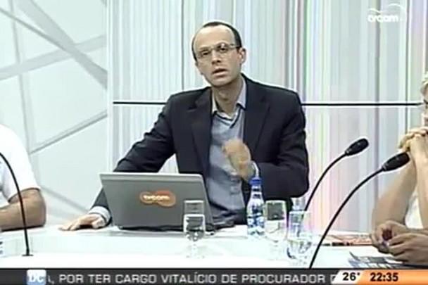 TVCOM Conversas Cruzadas. 3º Bloco. 09.03.16
