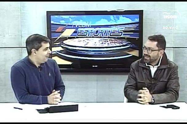 TVCOM Esportes. 2º Bloco. 21.06.16