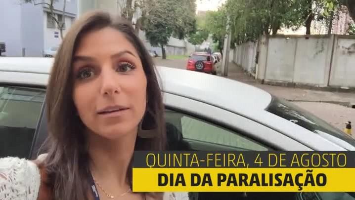Teste ZH: a presença policial em Porto Alegre