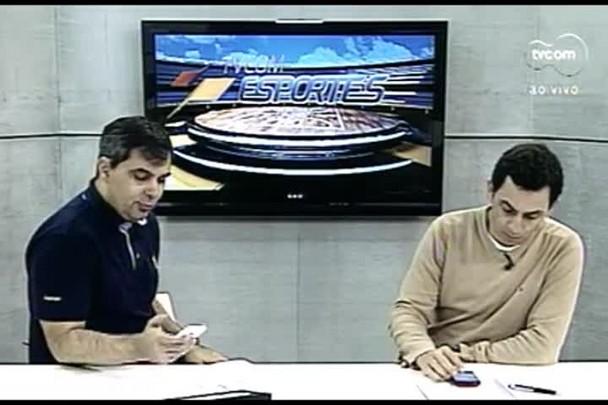 TVCOM Esportes. 3º Bloco. 09.08. 16