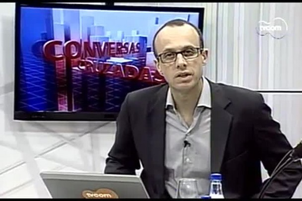 TVCOM Conversas Cruzadas. 4º Bloco. 16.08.16