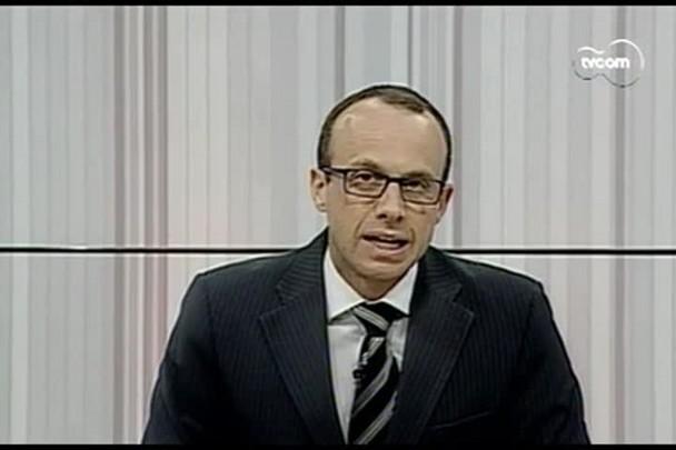 TVCOM Conversas Cruzadas. 1º Bloco. 25.08.16