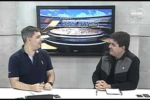 TVCOM Esportes. 1º Bloco. 07.09.16