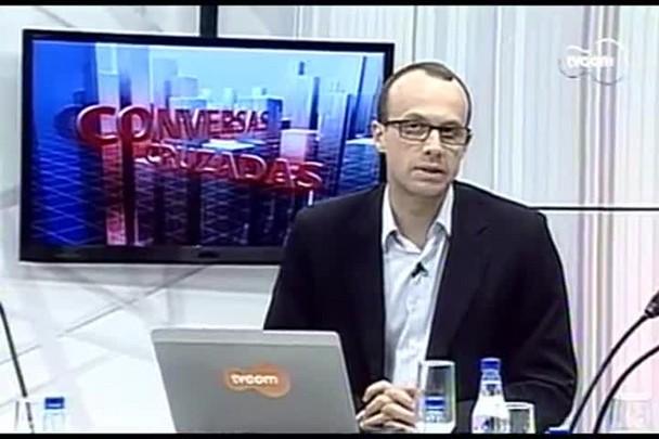 TVCOM Conversas Cruzadas. 3º Bloco. 13.09.16