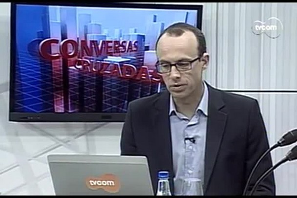 TVCOM Conversas Cruzadas. 3º Bloco. 16.09.16