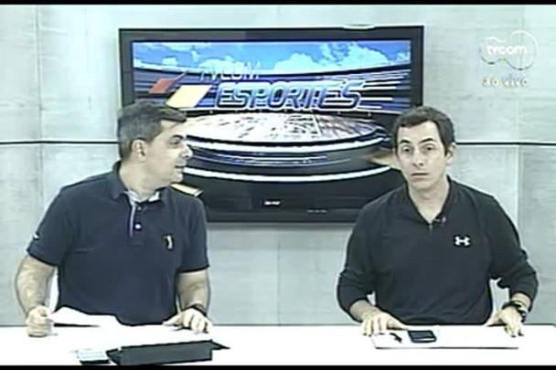 TVCOM Esportes. 1º Bloco. 21.09.16