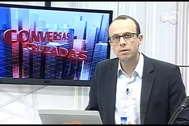 TVCOM Conversas Cruzadas. 2º Bloco. 28.09.16