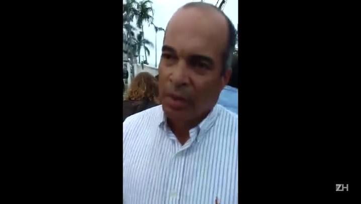 Gonçalves relembra últimos momentos com Carlos Alberto