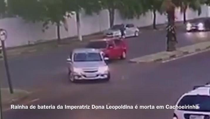 Rainha de bateria da Imperatriz Dona Leopoldina é morta em Cachoeirinha