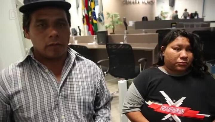Pais de Vitor Pinto comentam sentença