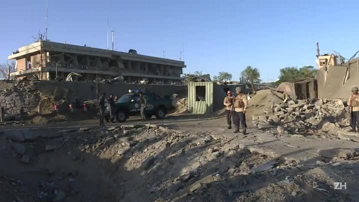 Sobe para 90 o número de mortos em Kabul