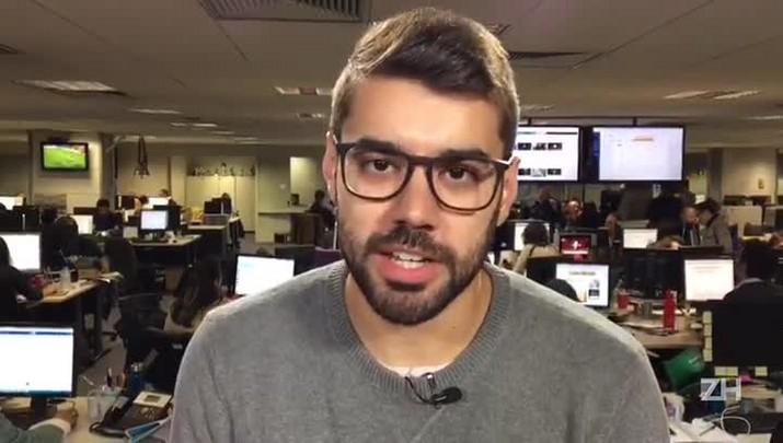 Diori Vasconcelos comenta a arbitragem de Grêmio x Bahia