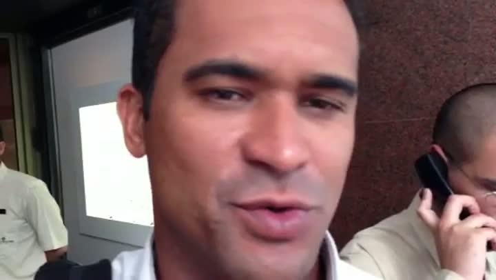 Ex-lateral Serginho fala sobre o Jogo Contra a Pobreza
