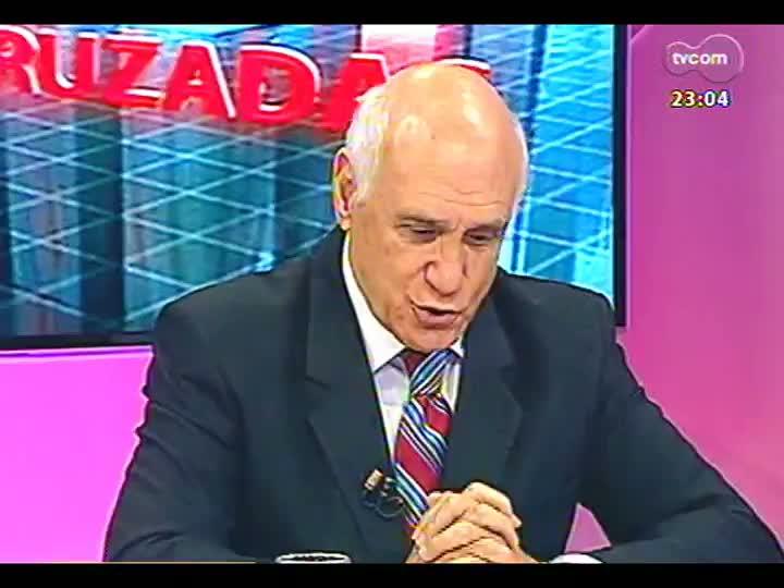 Conversas Cruzadas - Partidos projetam cenário para as eleições de 2014 - Bloco 4 - 04/01/2013