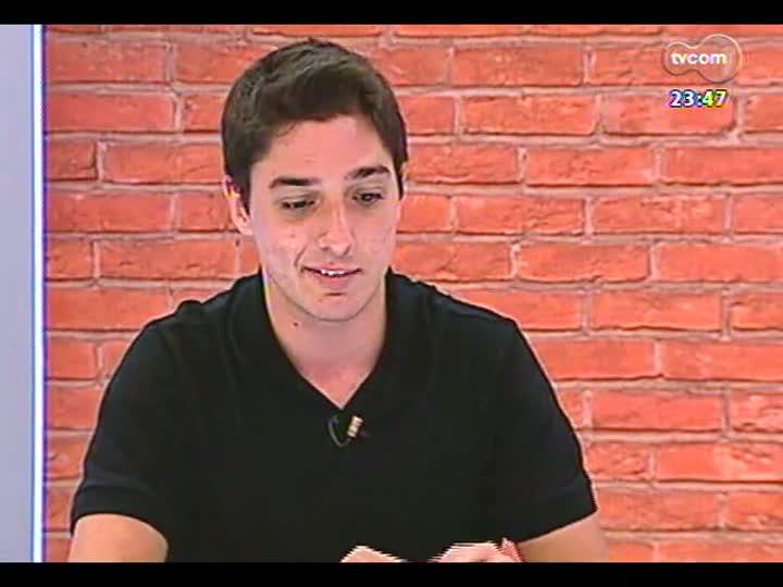 Mãos e Mentes - Cofundador da Entregas.me, Alexandre Ferrari - Bloco 2 - 31/01/2013