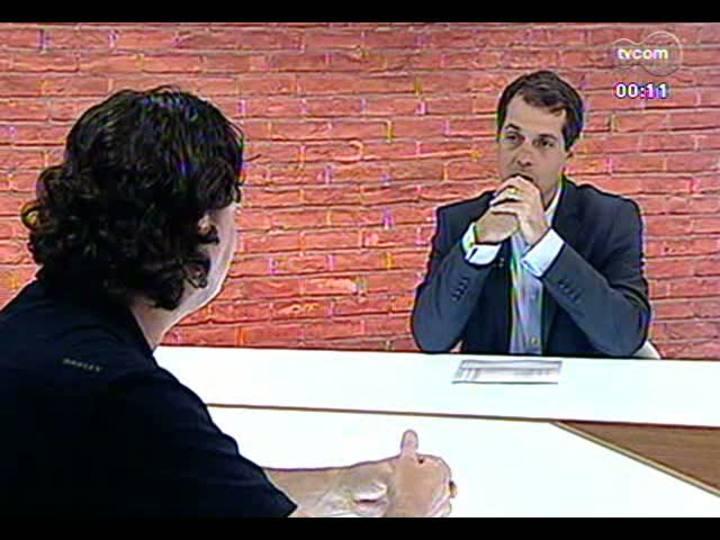 Mãos e Mentes - Coordenador do Laboratório de Protótipos Automotivos da Ulbra, Luiz Carlos Gertz - Bloco 4 - 14/02/2013