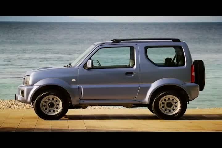 Carros e Motos - Jimny: primeiro Suzuki frabricado no Brasil - 24/03/2013 - Bloco 1