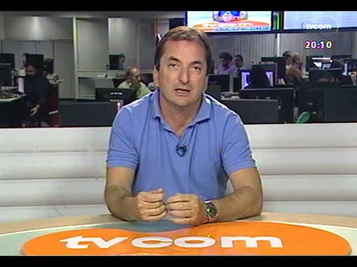 TVCOM 20 Horas - Quadrilha que roubava carros é presa em Porto Alegre - Bloco 2 - 11/04/2013