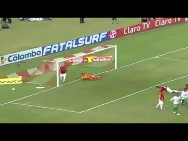Inter 0 (4)x(3) 0 Juventude: o erro do melhor árbitro do Gauchão 2013 na decisão. 06/05/2013