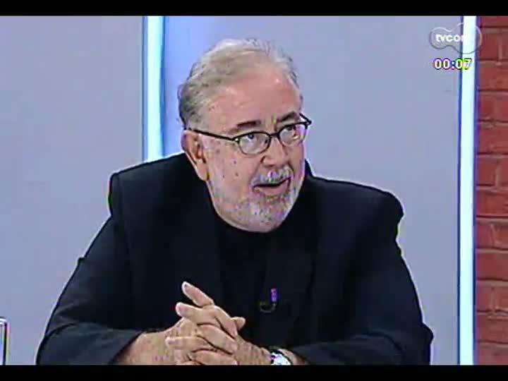 Mãos e Mentes - Professor Cláudio Moreno - Bloco 4 - 10/05/2013