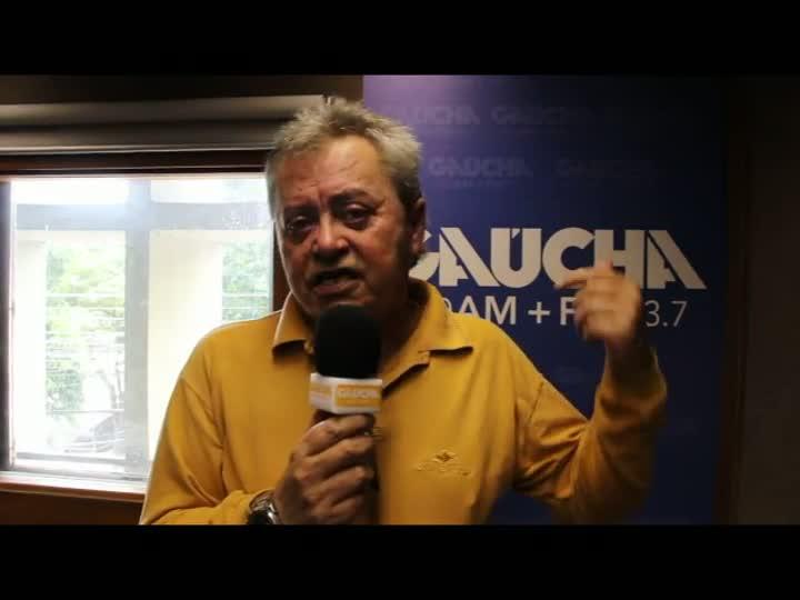 Guerrinha fala sobre a convocação de Felipão e a Copa das Confederações - 14/05/2013
