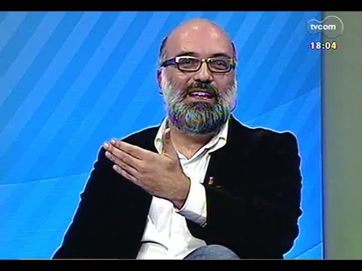 """Café TVCOM - Café TVCOM Especial \""""1 ano para a Copa\"""" - Bloco 1 - 13/06/2013"""