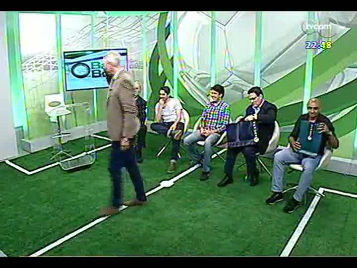 Bate Bola - Vitória do Brasil na Copa das Confederações e demissão do técnico Luxemburgo - Bloco 5 - 23/06/2013