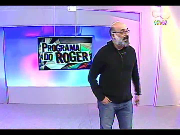 Programa do Roger - Confira um papo com o músico Luiz Carlos Borges - bloco 1 - 22/07/2013