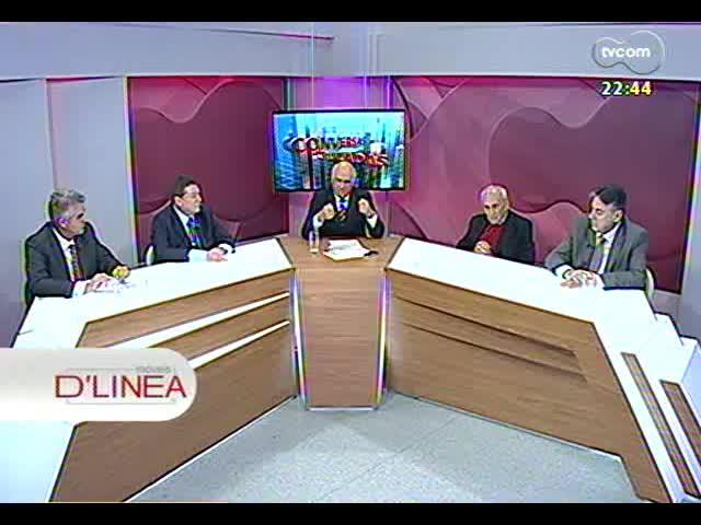 Conversas Cruzadas - Debate sobre os gargalos da infraestrutura no Rio Grande do Sul - Bloco 3 - 05/09/2013