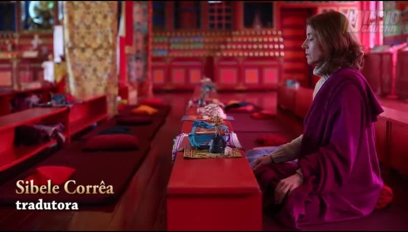 As semelhanças entre a ficção de Joia Rara e o budismo praticado no templo de Três Coroas