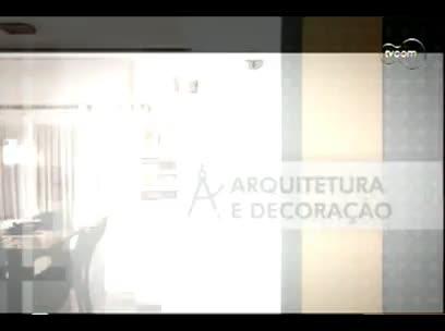 TVCOM Tudo Mais - Quadro Arquitetura e Decoração - 4º bloco – 26/09/2013