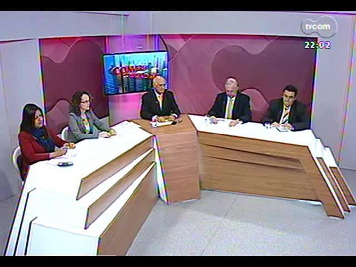 Conversas Cruzadas - Debate sobre a investigação da polícia com crimes cometidos durante protestos em Porto Alegre - Bloco 1 - 02/10/2013