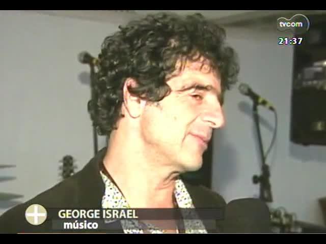 TVCOM Tudo Mais - Lúcio Brancato conversa com George Israel na Festa Nacional da Música
