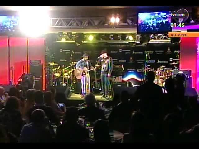 Festa Nacional da Música 2013 - Show: Matheus e Kauan