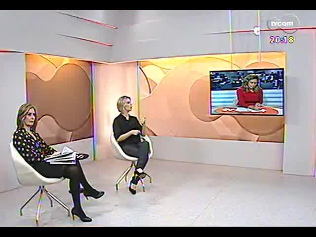 TVCOM 20 Horas - A polêmica da proibição de máscaras em protestos chega ao RS: dois projetos de lei querem impedir o rosto coberto em manifestações - Bloco 2 - 24/10/2013