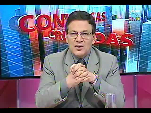 Conversas Cruzadas - Debate sobre como funcionará na prática o Marco Civil da Internet, que deve ser votado na próxima semana - Bloco 4 - 07/11/2013